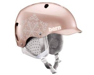 BERN Women's Winter Lenox EPS Bike Helmet