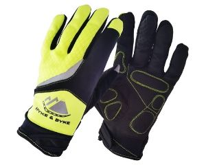 Hyke & Byke Touchscreen Full Finger Cycling Gloves