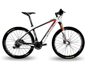BEIOU 650B Carbon Fiber Folding Mountain Bike