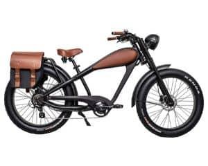 CIVI Electric Fat Tire Bikes Vintage