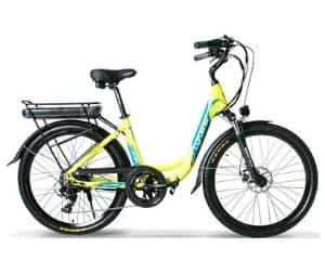 Cyrusher XF200 City Fat Tire Electric Bike
