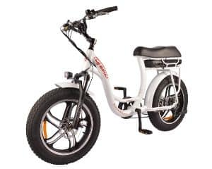 DJ Super Electric Folding Bike