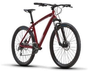 Diamondback Bicycles Overdrive Hardtail Beginner Mountain Bike