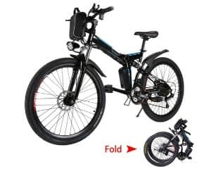 Emdaot Electric Mountain Bike