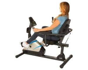 Exerpeutic 2000 High-Capacity Recumbent