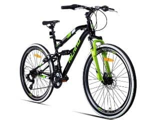 Hiland Mountain Bike with Full Suspension