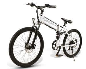 LOKE Folding Electric Bike