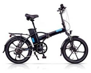 Magnum Premium High Step Folding Electric Bicycle