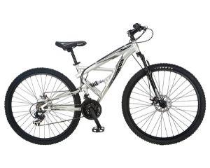 Mongoose Impasse Men Beginner Mountain Bike