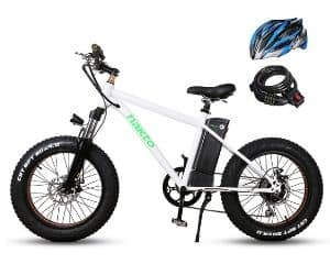 Nakto 20 Fat Tire Electric Bicycle