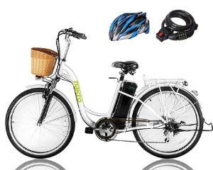 Nakto Cargo Electric Bike