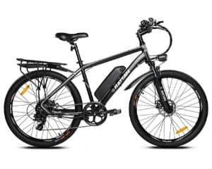 Rattan Challenger Electric Bike