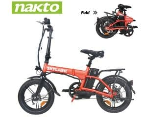 TrekPower Folding E-Bike