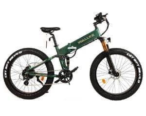 Wallke 26 Inch Fat Tire Electric Bike