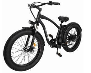 Maxfoot Fat Electric Bike Beach Cruiser