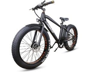 NAKTO Fat Tire Electric Bicycle