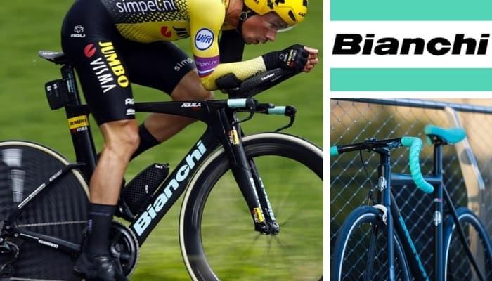 Bianchi bike brand