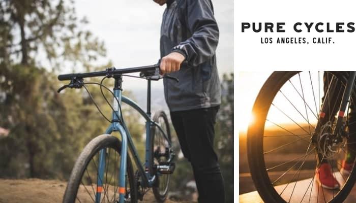 Pure Cycles bike brand