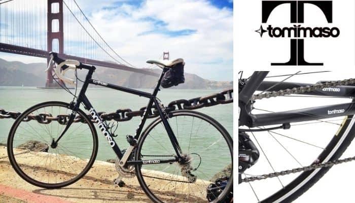 Tommaso bike brand