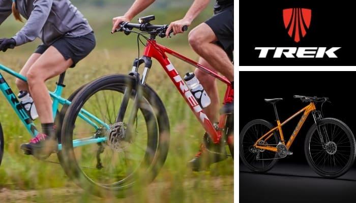 Trek bike brand