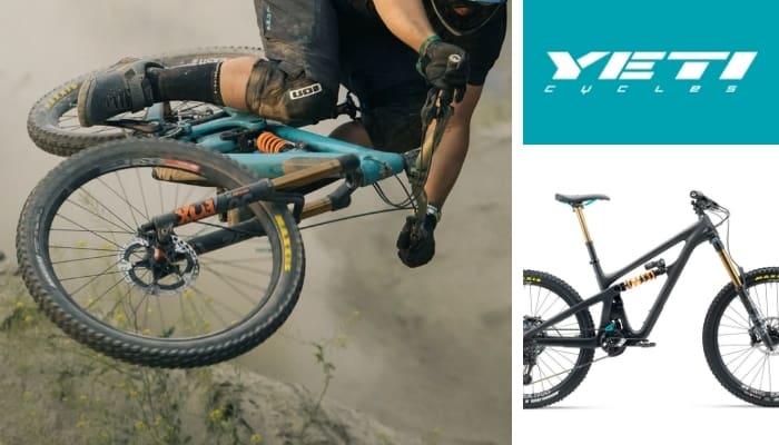 Yeti bike brand