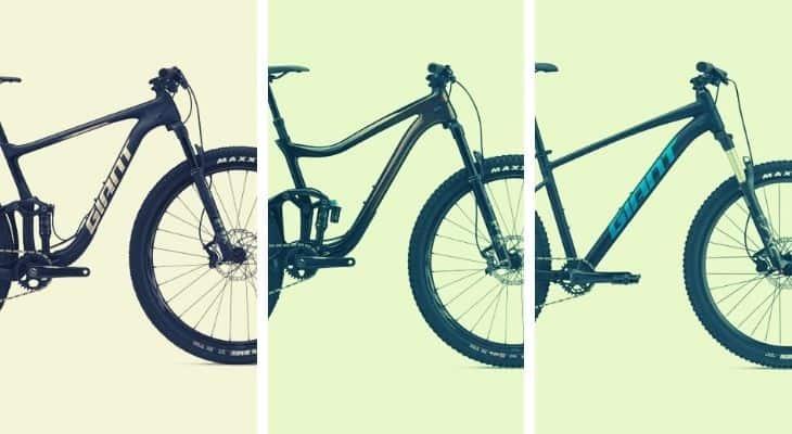 Best Giant Mountain Bikes
