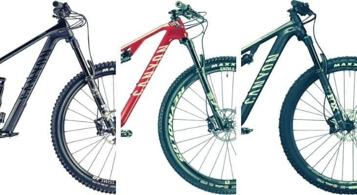 Best canyon mountain bikes