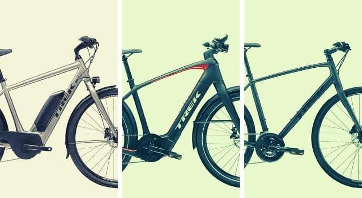 Best trek hybrid bikes