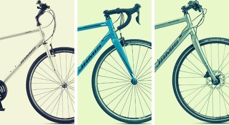 Jamis hybrid bikes