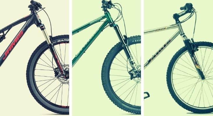 Jamis mountain bikes