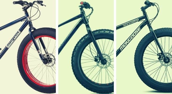 mongoose fat tire bikes reviews
