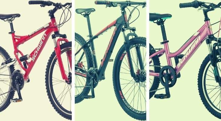 Schwinn mountain bikes reviews