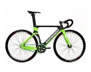 Stradalli SL-16 Full Carbon Green Track Bike