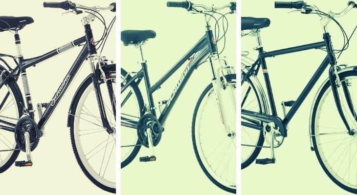 schwinn hybrid bikes review