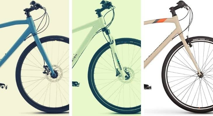 raleigh hybrid bikes review