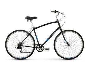 raleigh hybrid detour bike