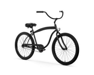 sixthreezero mens in the barrel beach cruiser bicycle