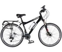 Force Pursuit Police Full Suspension Mountain Bike